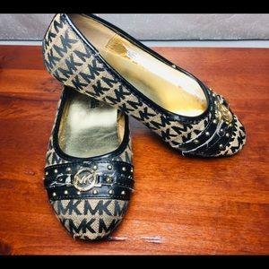 Michael Kors Franton Flat Shoes